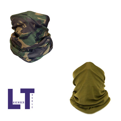 Fortis NEW Multi-Scarf/ Snood/ Neck Warmer -*Available In Both Olive & DPM*-  • 9.99£
