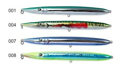 Hunthouse Cuda Surface Lure For Bass Pollock Mackerel Pike Sea Fishing 19cm 32g • 8.99£