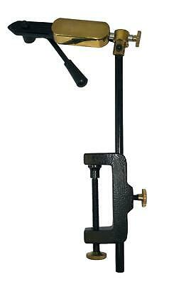 Rotatable Side Lever Action Fly Tying Clamp Vice • 19.99£