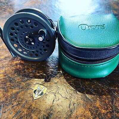 Rare Orvis 3 Inch Battenkill Mk3 Trout Fly Reel & Case Made In England  • 145£