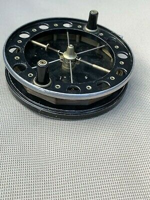 Allcocks Match Aerial Centre Pin Trotting Reel Vintage Collectors Fishing Tackle • 99£