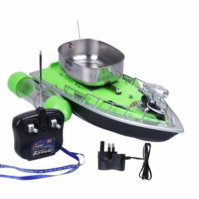 Electric Wireless RC Fishing Finder Ship Remote Control Bait Boats Lure Boat UK • 59.90£