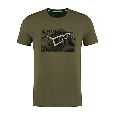 Korda NEW Scaley Front T-Shirt *All Sizes Available* - Lavender Tackle -  • 19.99£
