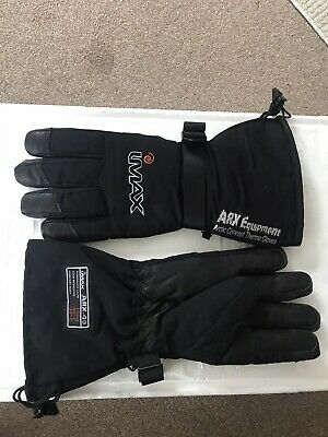 Imax ARX40 Thermo Fishing Gloves Never Worn Size L • 18£