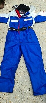 Imax Nautex One Piece Flotation Suit Size Medium Used But In Very Good Condition • 27£