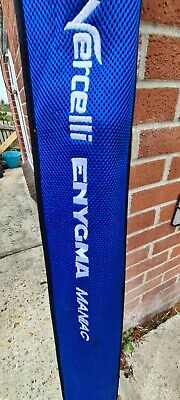 Vercelli Enygma Maniac Continental Rod. Used Very Good Condition. • 98£
