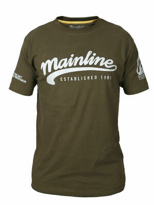 Mainline Baits NEW Signature Tee Shirt *All Sizes Available* - Lavender Tackle - • 15.99£