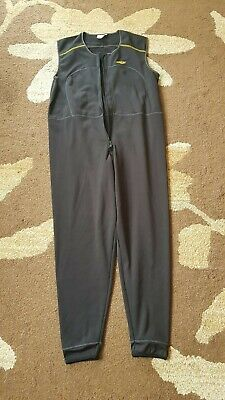 Airflo Fleece Insulated Fishing Jumpsuit Clothing Thermal Wear Size XL • 15£