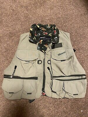 Simms Fly Fishing Vest • 80£