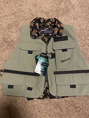 Simms Fly Fishing Vest • 85£