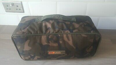 Fox Camolite Standard Storage Bag Clu284 • 10.50£