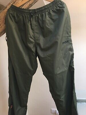 Fox Fishing Trousers XL • 24.40£