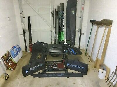 Complete Coarse Fishing Set Up • 2,500£