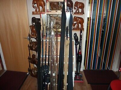 Large Amount Of New Used Fishing Items Rods Reels Lot Of Extras • 100£