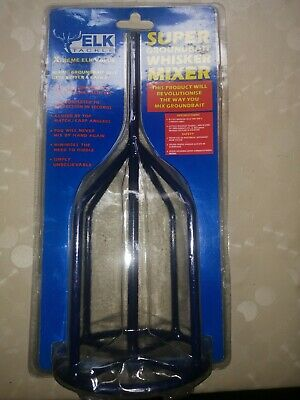 Groundbait Mixer Or Whisk  Best Quality  • 12£