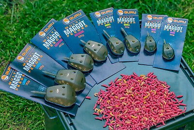 Guru NEW Multi Maggot Feeders *All Sizes Available* - Lavender Tackle -  • 2.99£