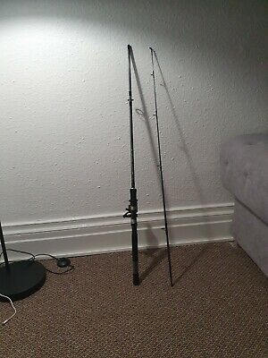 7ft Spinning Rod And Reel • 10£