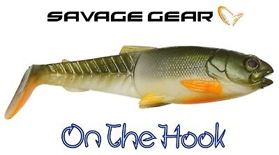 Savage Gear Craft Cannibal Paddletail 10.5cm 12g,  Fishing Lure, PIKE, ZANDER  • 3.10£