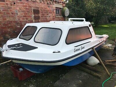 "Seahog Hunter 15ft ""6"" Fishing Boat , No Trailer Or Outboard  • 600£"