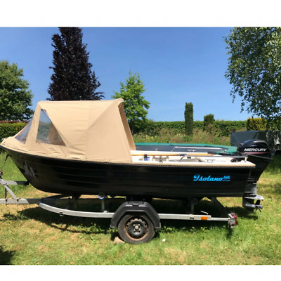 14ft Pike Bass Fishing Boat 15hp Mercury Outboard And Trailer 2015 • 4,750£