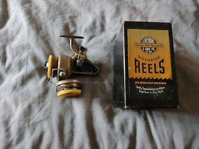 Ambidex Mark 6 Vintage Fishing Reel  • 10£
