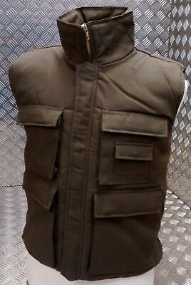 Hunters Action Vest OD Green Tactical Fishing Body Warmer All Sizes - NEW • 24.99£