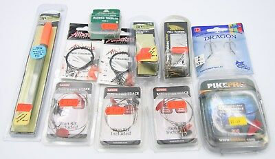Assorted Predator Fishing End Tackle Lot 5 • 9£
