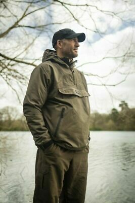 Avid Carp Rip Stop Overhead Jacket - All Sizes NEW • 54.95£