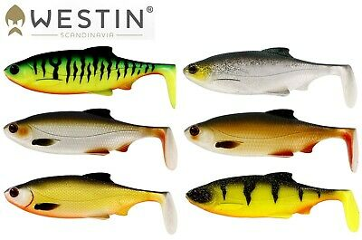 Westin Lure Ricky The Roach. 1-2pcs. Lure,cast,jig Head,vmc,all Sizes,pike Teez • 7.09£