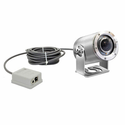316L Stainless Steel Fishes Underwater 1080P Video Camera 2.8-12mm Lens • 260£