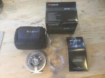 GREYS GTS700 Fly Reel 5/6/7. New And Unused. • 68£