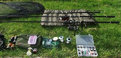 Carp Fishing Tackle, Job Lot • 150£