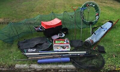 Coarse Fishing Starter Set • 150£