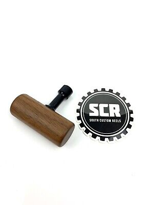 Wooden Handle Conversion For Shimano Speedmaster XTC • 22.50£