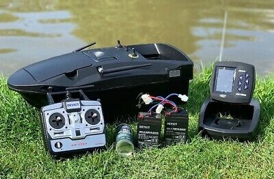 Lake Reaper Bait Boat  with Fish Finder And Kitbag • 510£