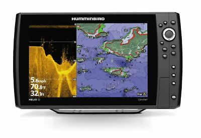Humminbird Helix 12 CHIRP DI GPS G2N Fishfinder - NEW • 1,099£