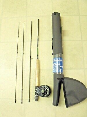 Shakespeare SIGMA 7ft Rod/reel Combo NEW • 45£