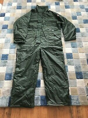 DRAGON CARP All In One Thermal, Waterproof, Fishing Suit - 3XL, Olive Green • 20£