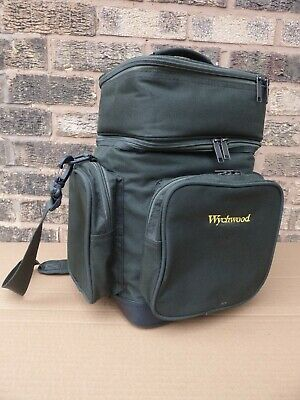 Wychwood Insulated Rover / Bait Bag Carp Barbel Fishing Green • 20£