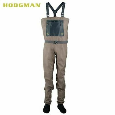 Hodgman H3 Stocking Foot Breathable Fly Fishing Chest Waders - Small S/P • 100£