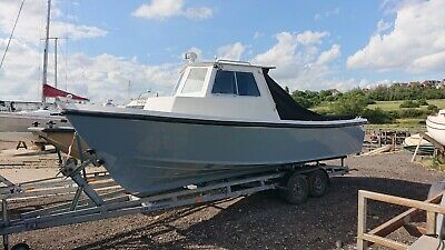 NEW DUVER 23 MOULDINGS OR COMPLETE PACKAGES Fishing Boat  • 12,995£
