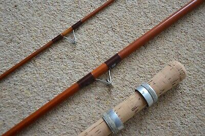 Vintage 10ft Fibreglass Avon Rod , Edgar Sealey ? With Bag VGC • 22£