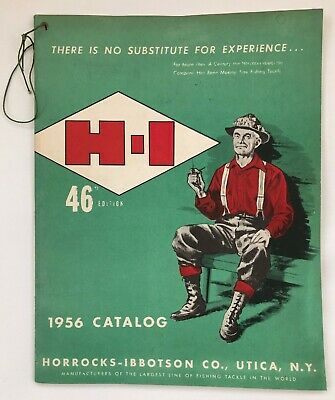 Vintage Horrocks-Ibbotson 1956 Original Catalogue Good Undamaged Condition • 4.99£