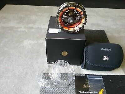 New Hardy Fly Reel • 215£