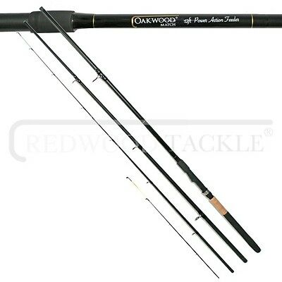 Power Feeder Match Fishing Rod 12ft • 19.36£