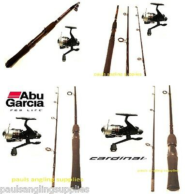 Abu Garcia Spin / Spinning Kit Rod Reel  Choice Of Rods And Reels  • 38.01£