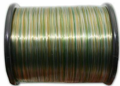 Bulk Spool Of Camo Camou Duracast Carp Fishing Line - All Sizes • 10.46£