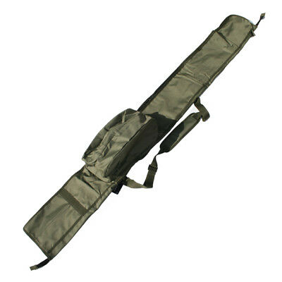 2 + 2 Oakwood Carp Rod And Reel Holdall Bag Fishing Tackle Made Up Rods • 20.50£
