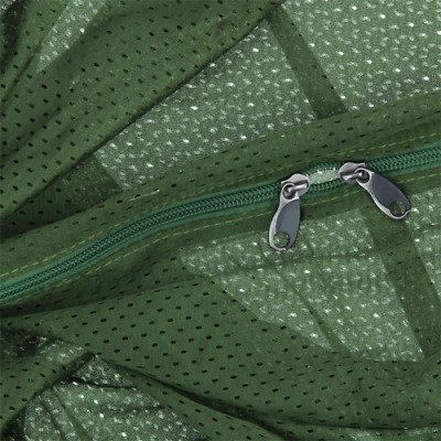 Carp Fishing Sack Sling Fish Friendly Soft Mesh With Zip Ngt Deluxe  • 6.75£