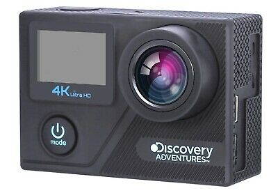 4K Action Camera, 30FPS Underwater Waterproof Sports Camera RRP £55.00 • 19.99£